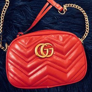 Gucci GG Marmot Crossbody Bag